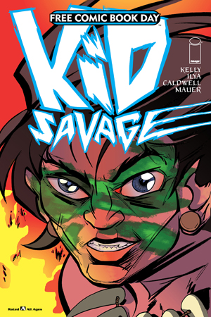 FCBD 2017 KID SAVAGE