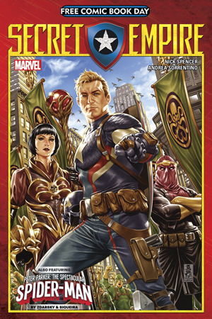 FCBD 2017 SECRET EMPIRE #1