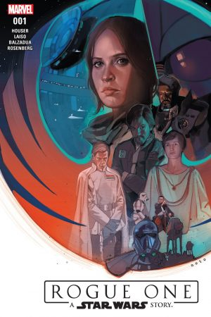 Star Wars: Rogue One (2017) #1