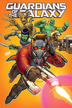 Guardians Of The Galaxy: The Telltale Series #1-5