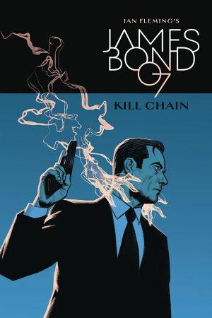 James Bond: Kill Chain #1-6