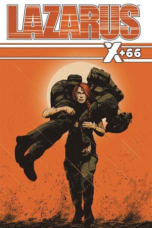 Lazarus: X +66 #1-6