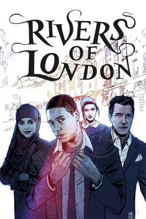 Rivers Of London: Detective Stories #1-4