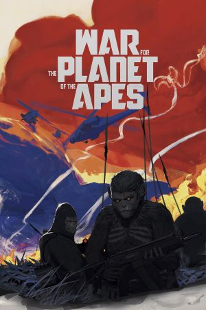 War For The Planet Of The Apes #1-4