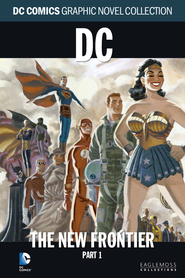 DC Collection Vol.46: New Frontier - Part 1