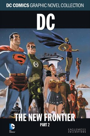 DC Collection Vol.47: New Frontier - Part 2