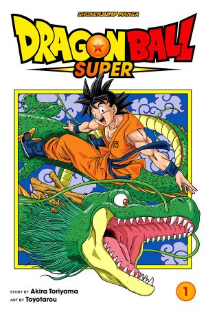 Dragon Ball: Super Vol.01