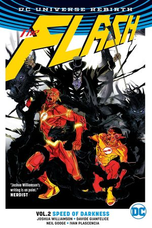 Flash Vol.02: Speed of Darkness