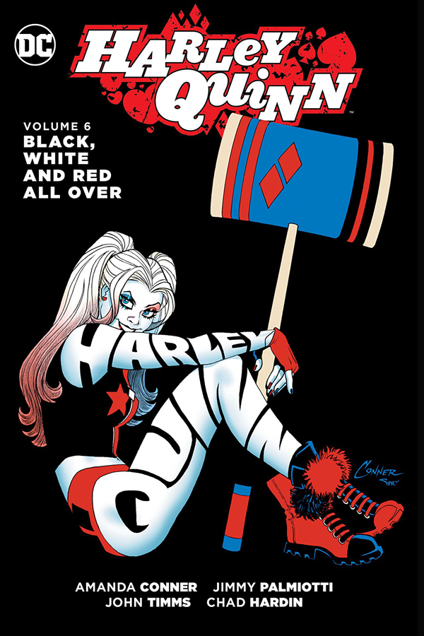 Harley Quinn Vol.06: Black, White and Red All Over