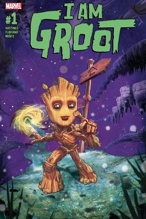 I Am Groot (2017-) #1