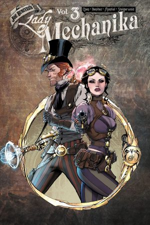 Lady Mechanika Vol. 03: The Lost Boys of West Abbey