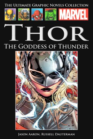 Marvel Collection Vol.142: Thor - Goddess Of Thunder