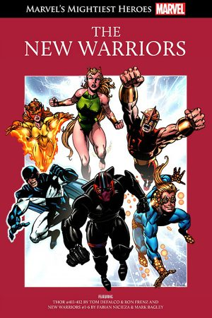Marvel's Mightiest Vol.89: New Warriors