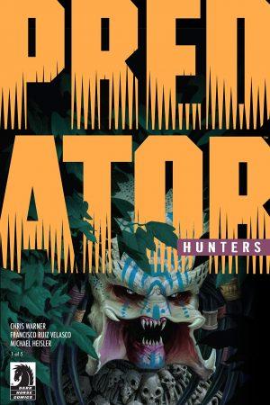 Predator: Hunters #1