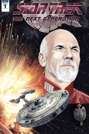 Star Trek - TNG: Mirror Broken #1