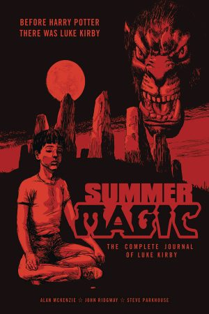 Summer Magic: Complete Journal Of Luke Kirby