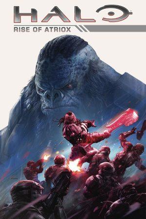 Halo: Rise Of Atriox #1-5