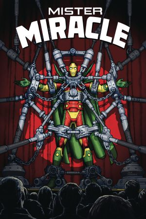 Mister Miracle #1-12