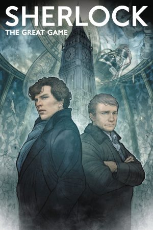 Sherlock: The Great Game #1-6
