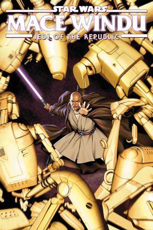 Star Wars: Mace Windu - Jedi Of The Republic: #1-5