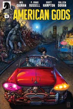American Gods: Shadows #4