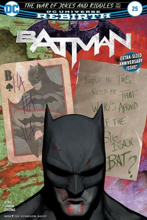 Batman (2016-) #25