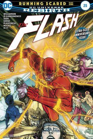 Flash (2016-) #25