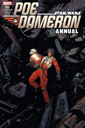 Star Wars: Poe Dameron (2016-) Annual #1
