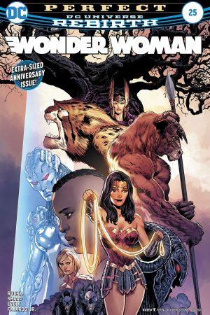 Wonder Woman (2016-) #25
