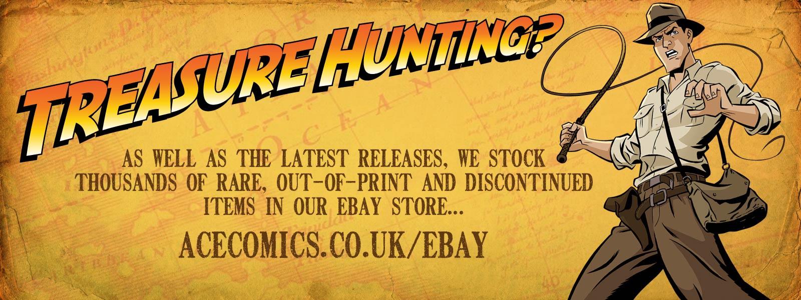 Visit ACE Comics Ebay Store