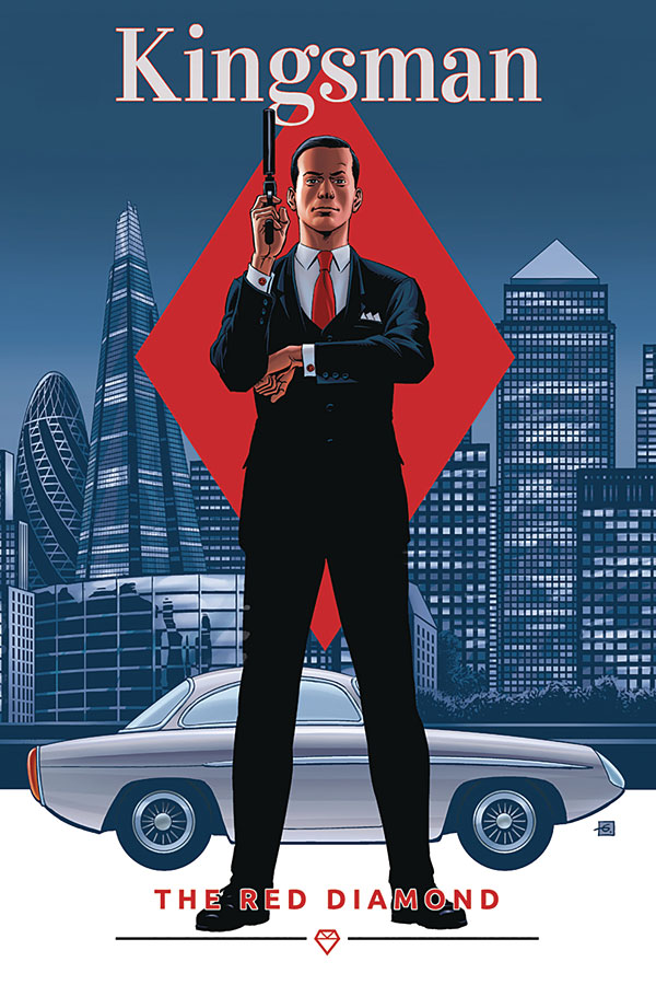 Kingsman: The Red Diamond #1-6