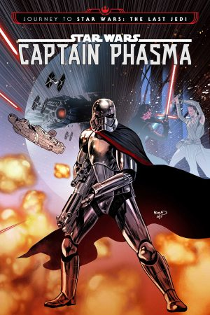Star Wars: Captain Phasma #1-4