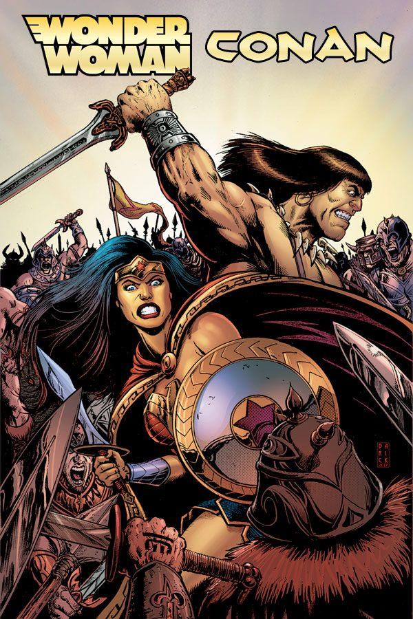 Wonder Woman / Conan #1-6