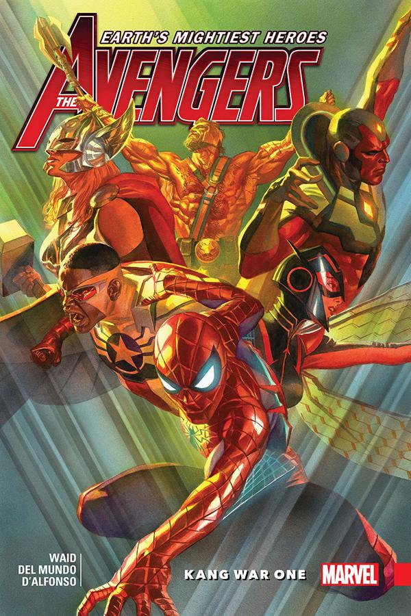 Avengers - Unleashed Vol.01: Kang War One