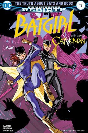 Batgirl (2016-) #13
