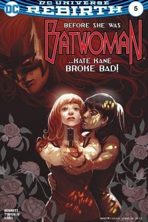 Batwoman (2017-) #5
