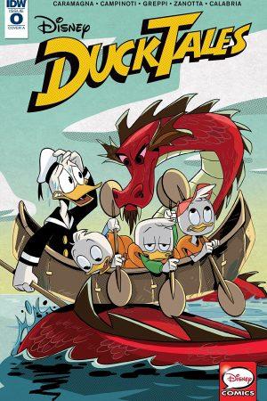 Duck Tales #0