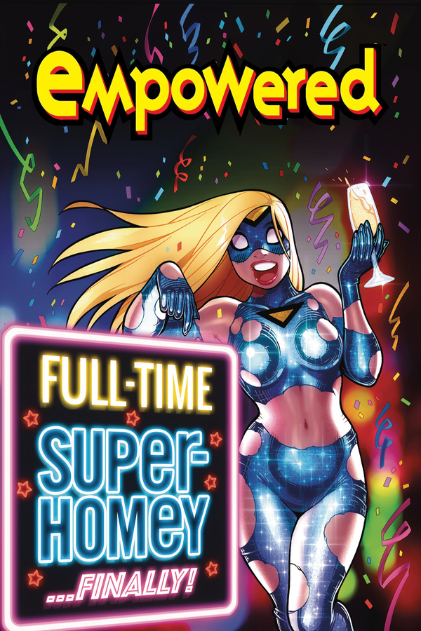 Empowered: Unchained Vol.10