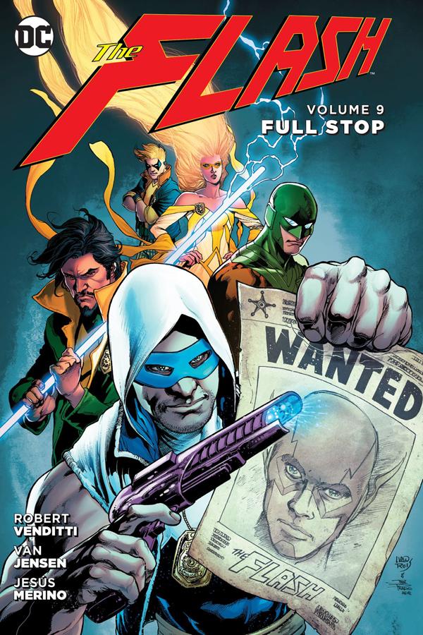 Flash Vol.09: Full Stop