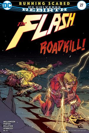 Flash (2016-) #27
