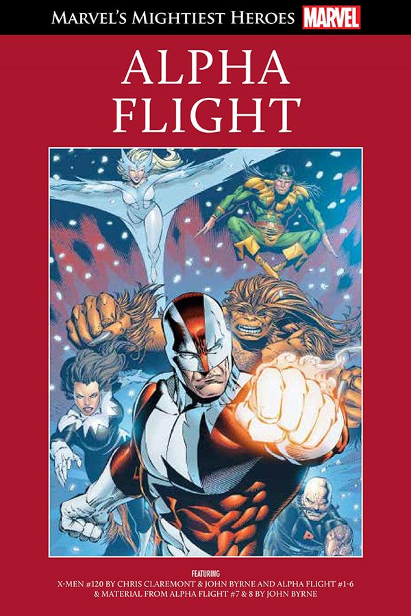 Marvel's Mightiest Vol.92: Alpha Flight