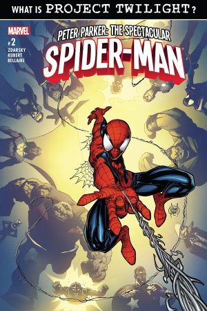 Peter Parker: The Spectacular Spider-Man (2017-) #2