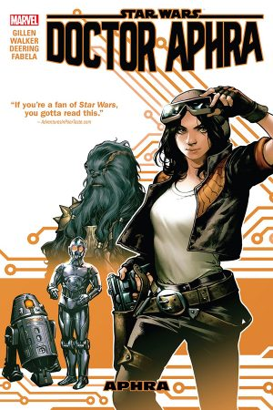 Star Wars - Doctor Aphra Vol.01: Aphra