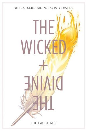 Wicked + Divine Vol.01: The Faust Act