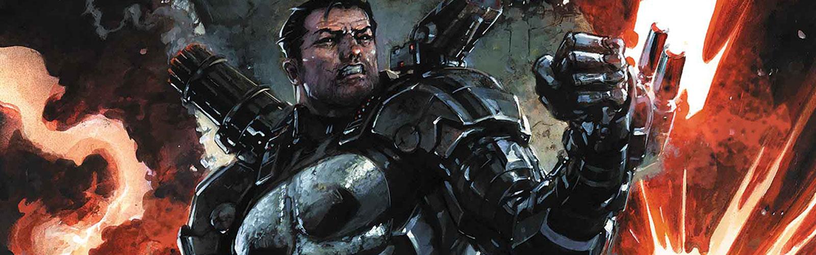 Solicitations: November 2017 - Marvel Comics