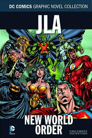 DC Collection Vol.51: JLA - New World Order