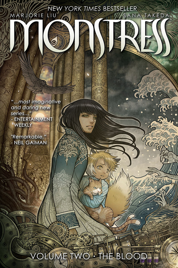 Monstress Vol.02: The Blood