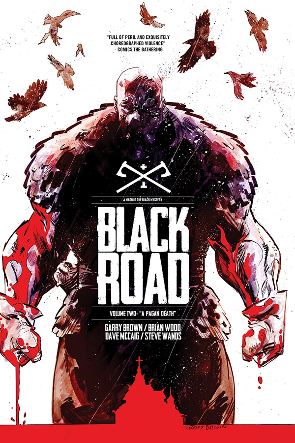 Black Road Vol.02: A Pagan Death