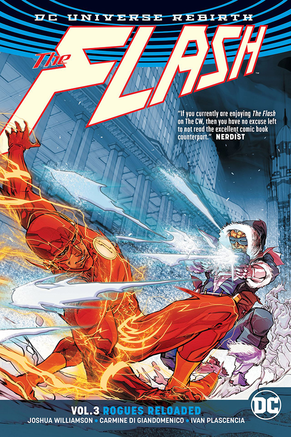 Flash Vol.03: Rogues Reloaded