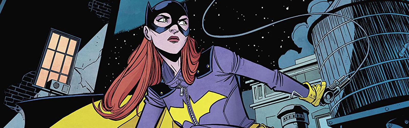 Batgirl (2016-) #14